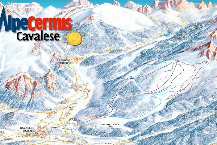 Alpe Cermis - Cavalese - Val di Fiemme