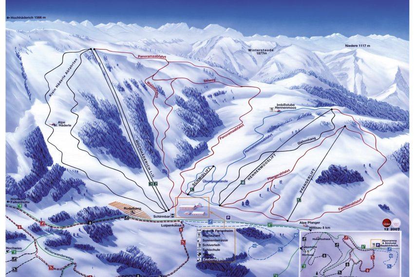 Alpenarena Hochhäderich - Hittisau - Riefensberg
