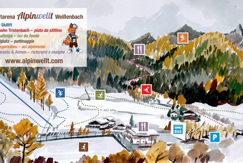 Alpinwellt Weissenbach / Family Skilift