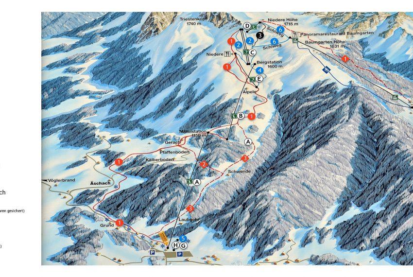 Andelsbuch Bergbahnen