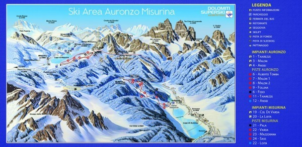 Auronzo - Monte Agudo