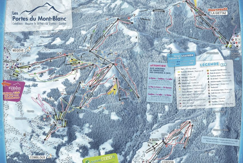 Combloux - Portes du Mont-Blanc - Evasion Mont Blanc