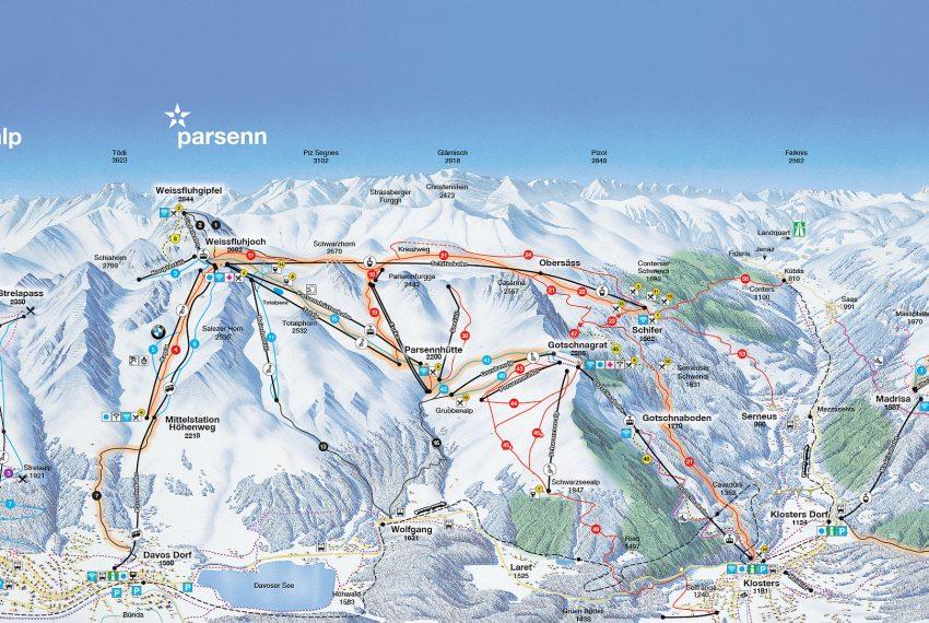 Davos-Klosters-Parsenn