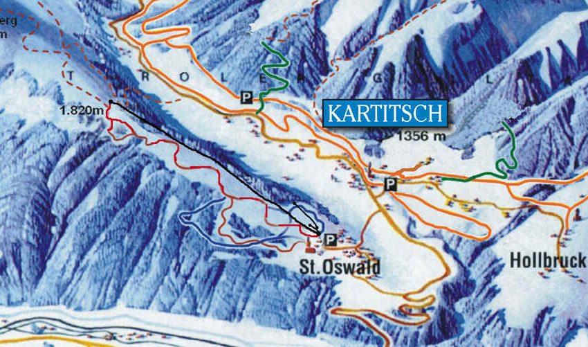 Dorfberglift - Kanterlift / Kartitsch - Osttirol