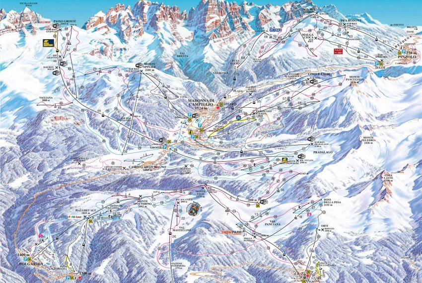 Folgarida-Marilleva-Val-di-Sole-Dolomiti-di-Brenta