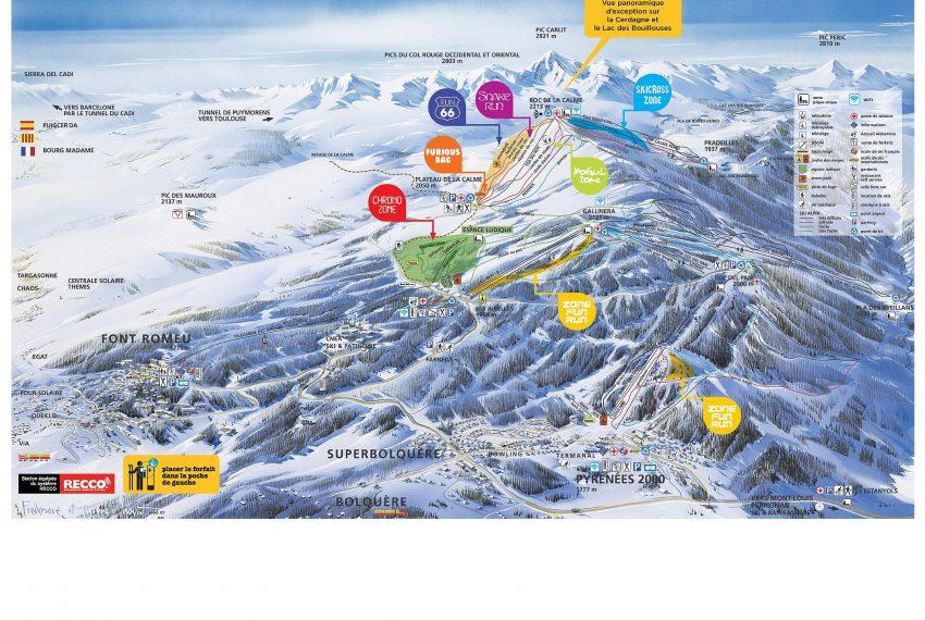 Font-Romeu - Pyrénées 2000