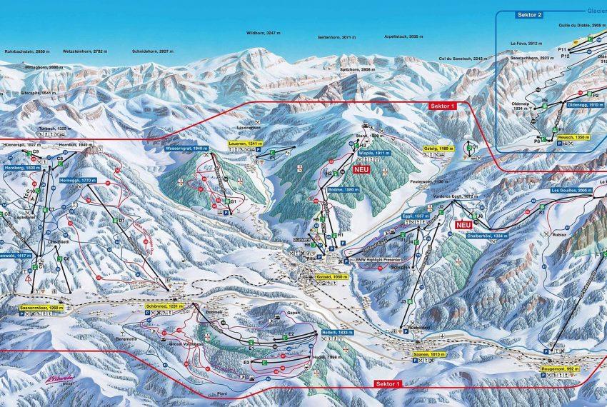 Gstaad - Saanen - Rougemont