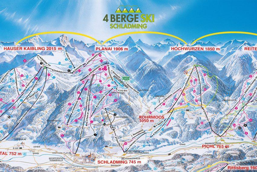 Hauser Kaibling / Schladming - Ski amade