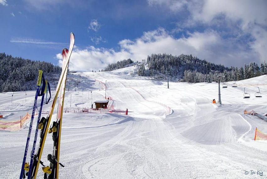 Hochmoos – Bergbahn Kreithlift Leutasch