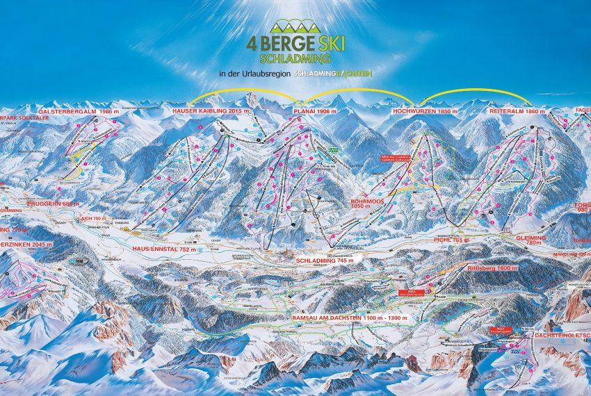 Hochwurzen / Schladming - Ski amade