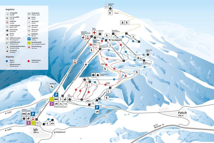 Innsbruck Igls - Patscherkofel