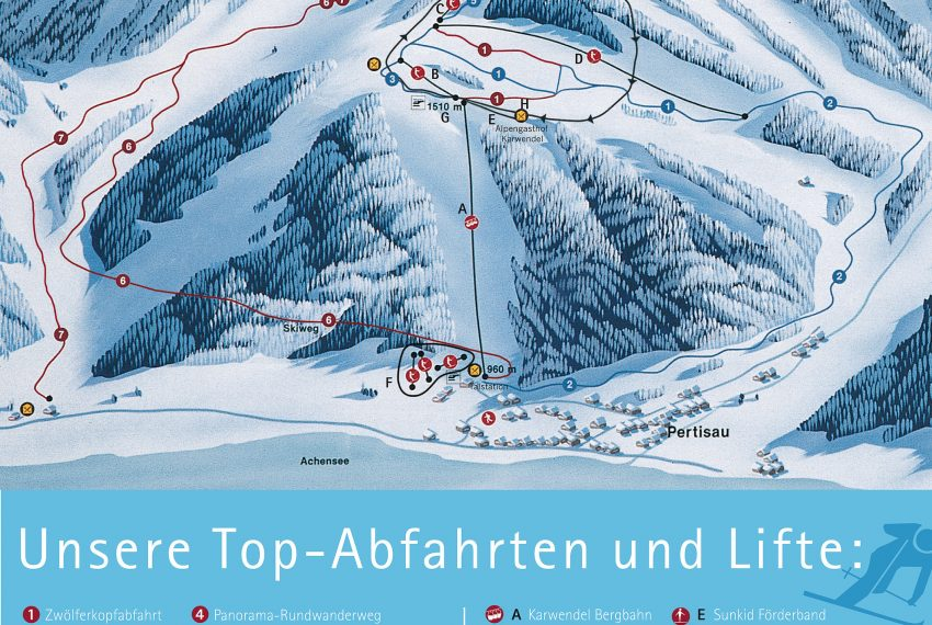 Karwendel-Bergbahn Pertisau – Achensee