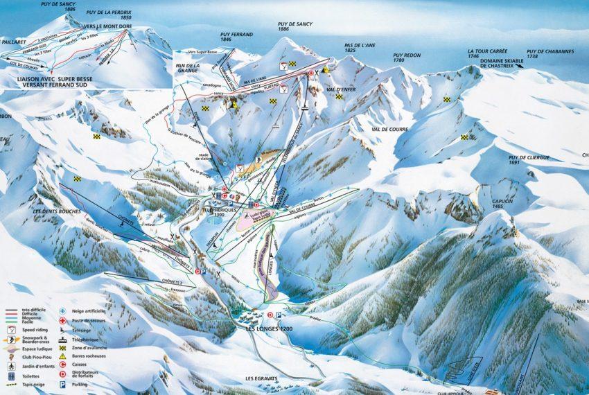 Le Mont Dore - Massif du Sancy