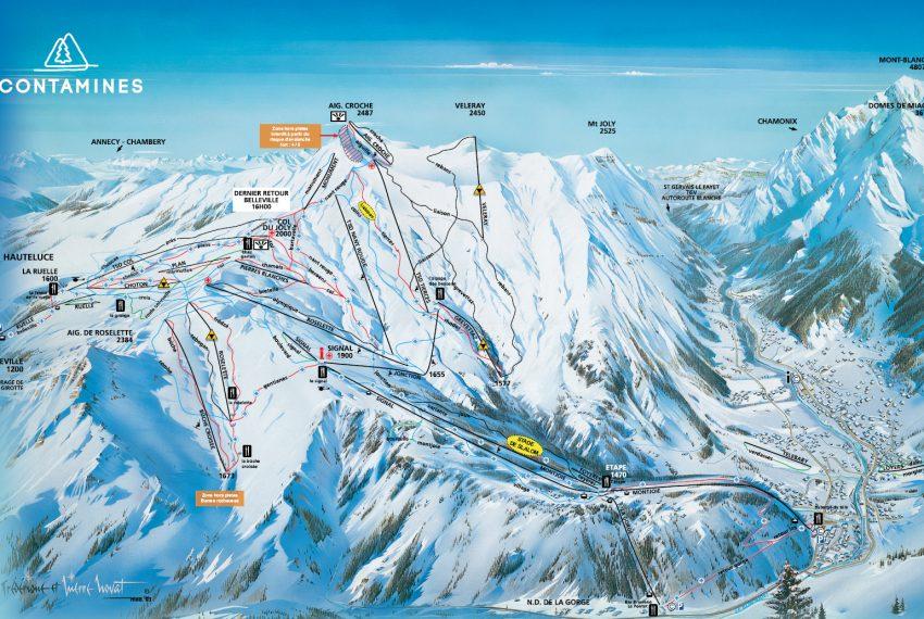 Les Contamines Montjoie - Evasion Mont-Blanc