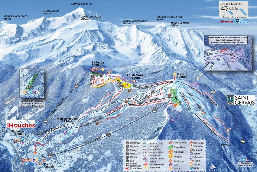 Les Houches - Chamonix Mont-Blanc