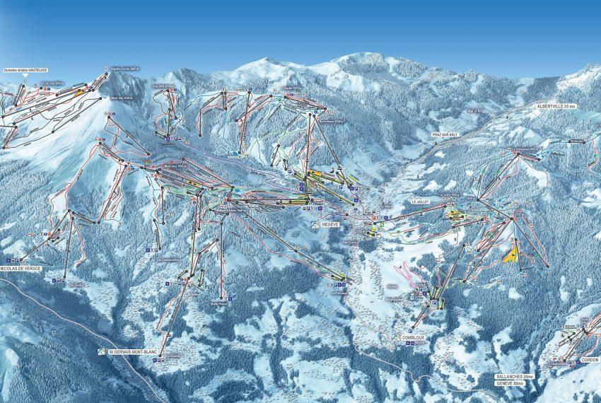 Megève - Evasion Mont-Blanc