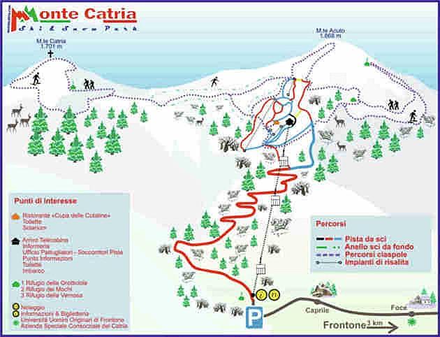 Monte Acuto / Monte Catria