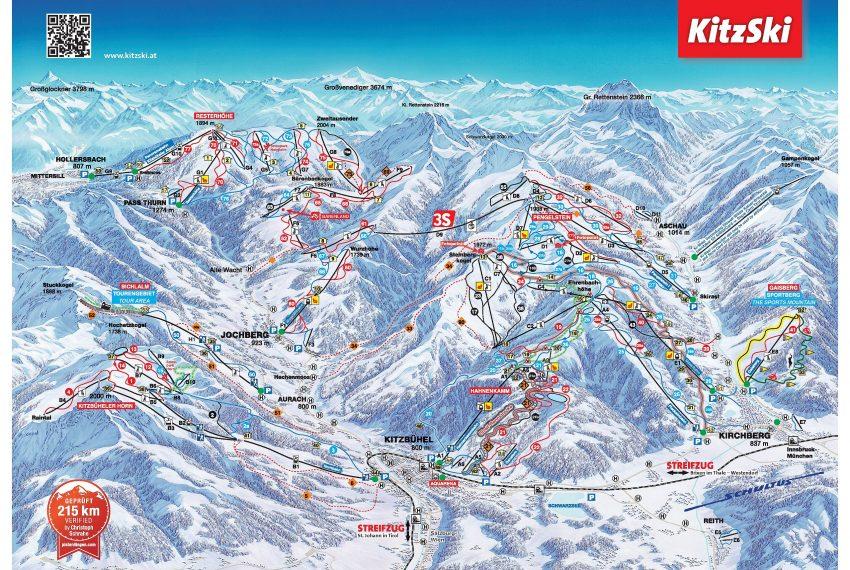 Panoramabahn Kitzbüheler Alpen - Mittersill