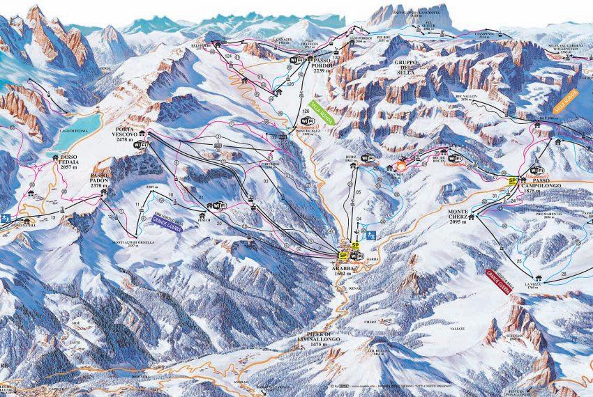 Passo Fedaia - Marmolada