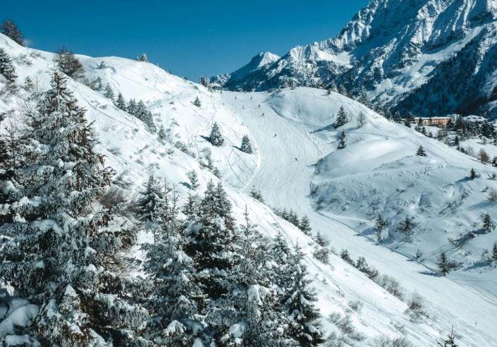 Passo Tonale - Adamello Ski / Val di Sole