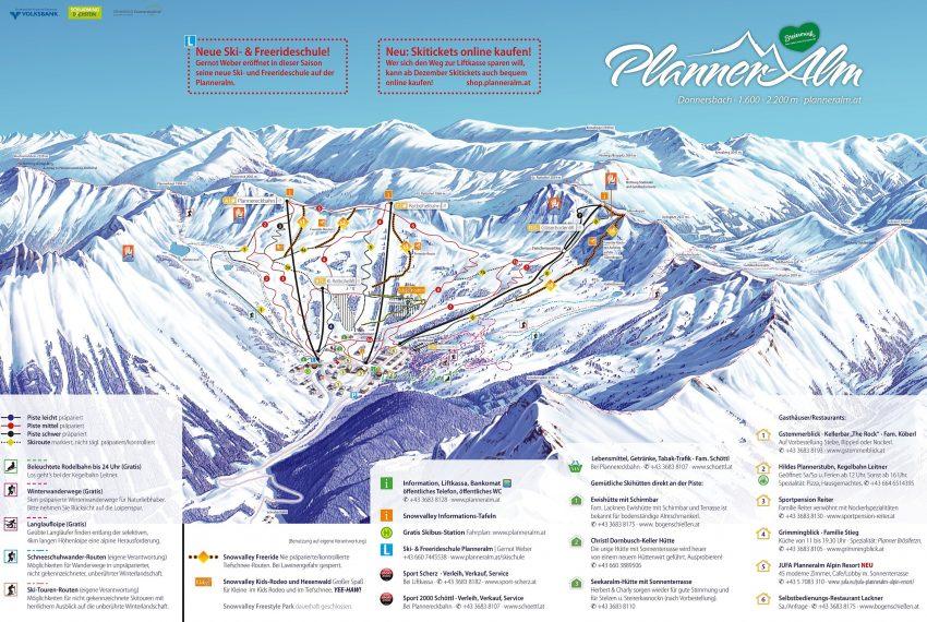 Planneralm - Schneebären