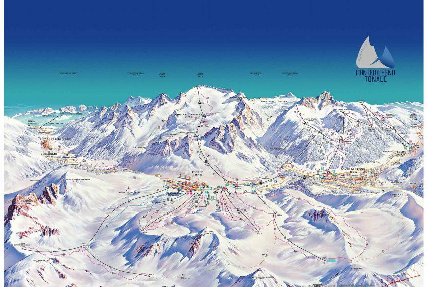 Presena Gletscher - Adamello Ski