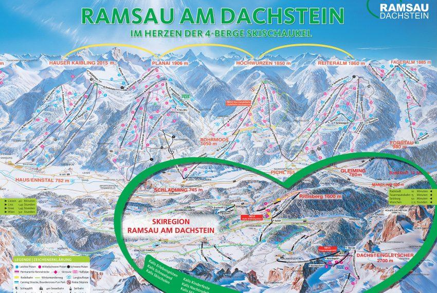 Ramsau / Dachstein - Ski amade