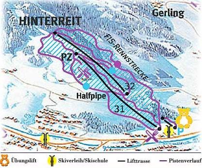 Saalfelden - Hinterreit