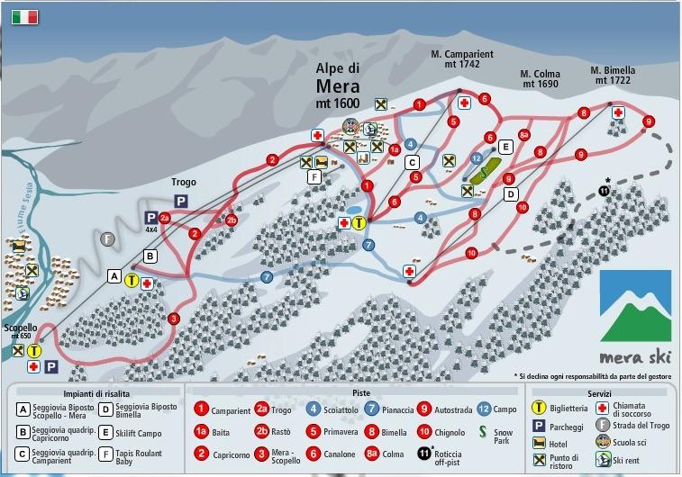 Scopello - Alpe di Mera