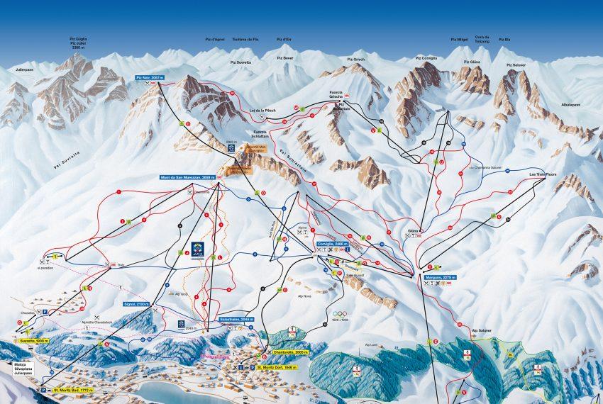 St.-Moritz-Corviglia