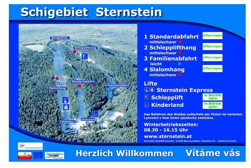 Sternstein Lifte - Bad Leonfelden