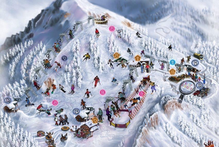 Stoderzinken - Ski amade