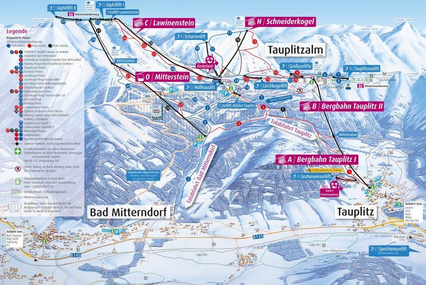 Tauplitz-Bad-Mitterndorf-Schneebären