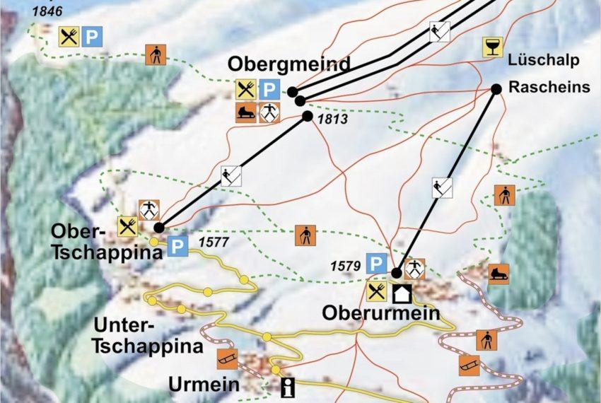 Tschappina-Urmein-Heinzenberg