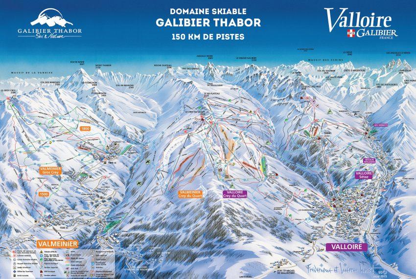 Valloire - Galibier Thabor
