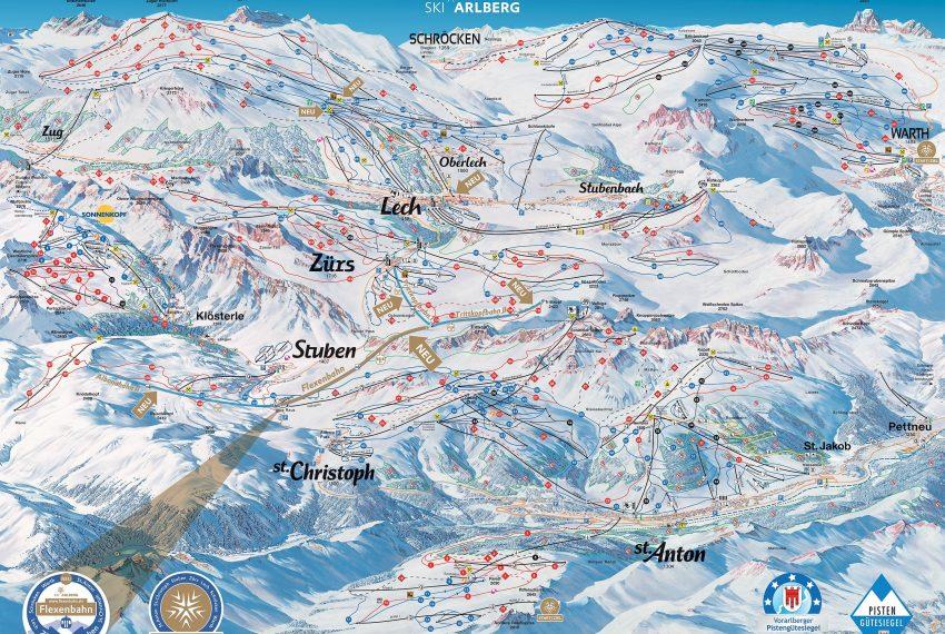 Warth - Schröcken am Arlberg