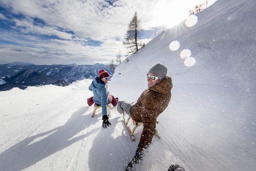 Loser - Altaussee - Schneebären