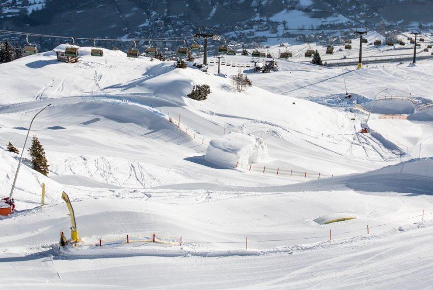 Bad Gastein - Ski amade