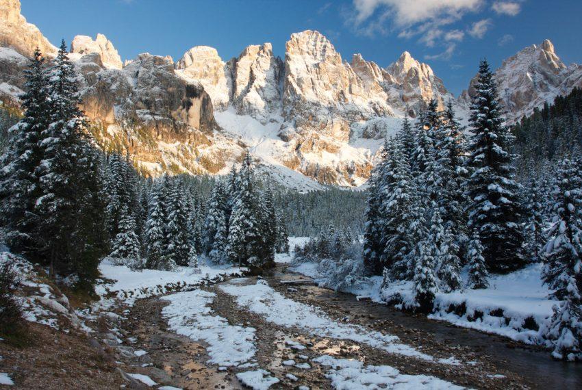 San Martino di Castrozza / Rolle Pass