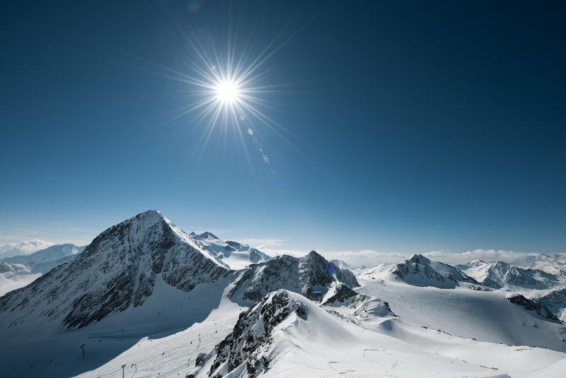 Stubaier Gletscher / Stubaital