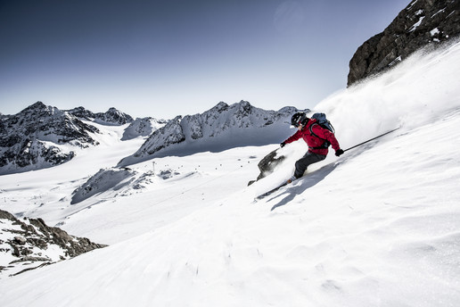 Pitztaler Gletscher - Rifflsee / Pitztal
